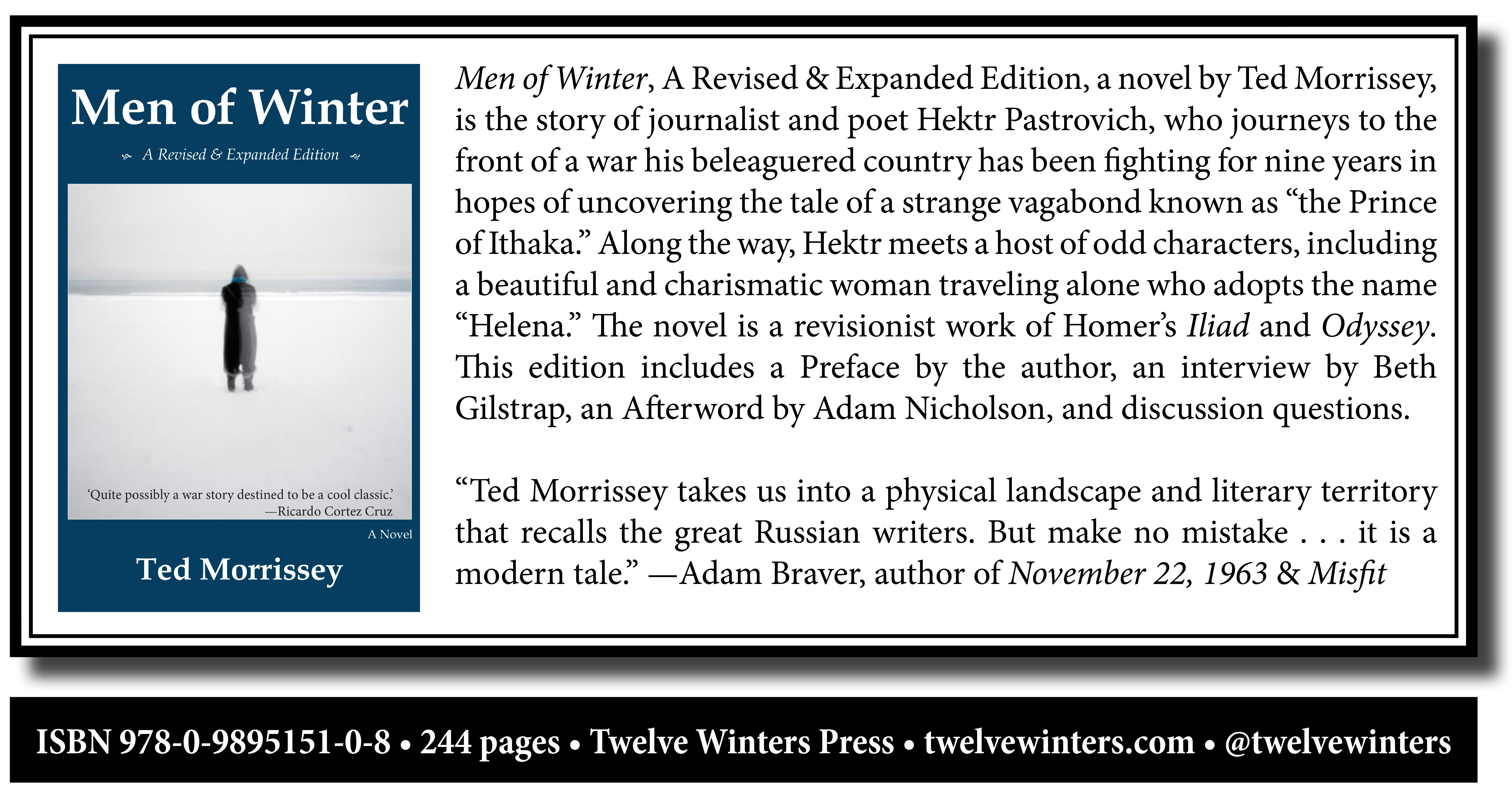 Titles | Twelve Winters Press