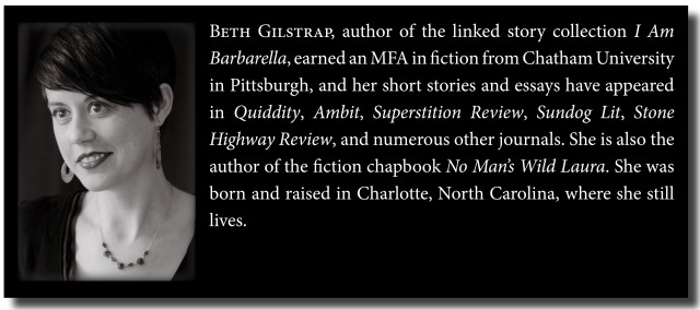 Beth Gilstrap Author Page