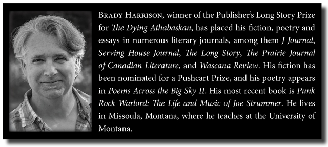 Brady Harrison Author Page