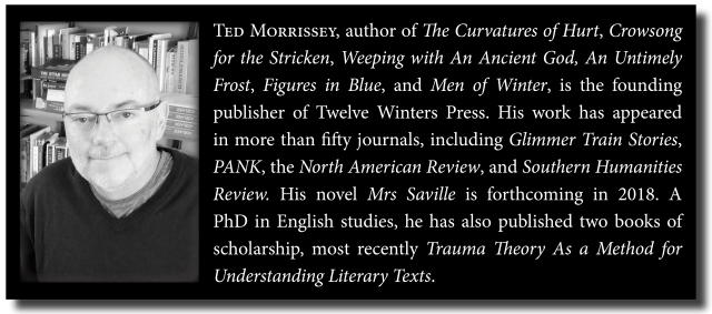 Ted Morrissey Author Page